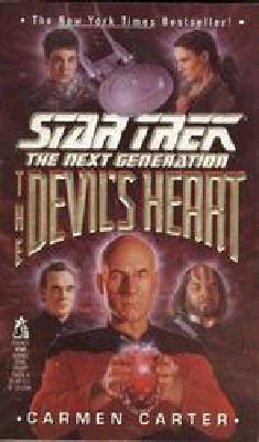 Image for The Devil's Heart (Star Trek: The Next Generation)