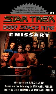 Image for Emissary (Star Trek Deep Space Nine, No 1)
