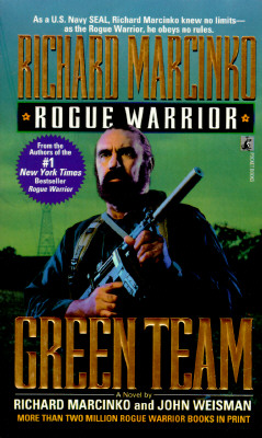 Image for Green Team: Rogue Warrior Iii  (Paperback)