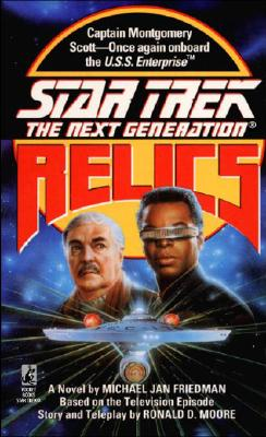 Image for Star Trek The Next Generation: Relics
