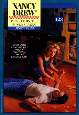 Image for The CLUE ON THE SILVER SCREEN (NANCY DREW 123)