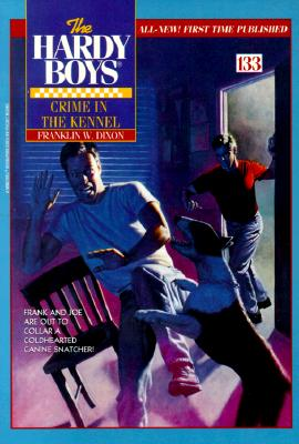 Image for Crime in the Kennel (The Hardy Boys #133)