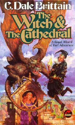 Image for The Witch & the Cathedral (Wizard of Yurt)