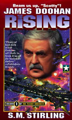 Image for The Rising (Volume 1 of the Flight Engineer - Star Trek's Scotty)