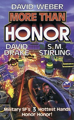 Image for More Than Honor (Worlds of Honor #1)