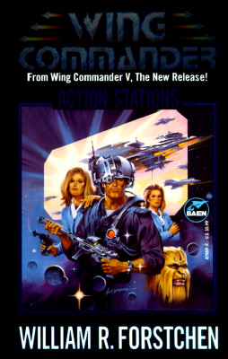 Image for Action Stations (Wing Commander)