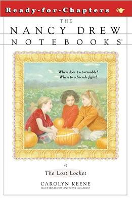 """The Lost Locket (Nancy Drew Notebooks #2), """"Keene, Carolyn"""""""