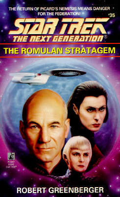 Image for The Romulan Stratagem (Star Trek The Next Generation, No 35)