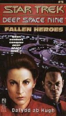 Image for Fallen Heroes (Star Trek Deep Space Nine, No 5)