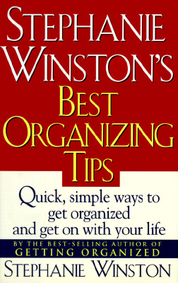 Image for Stephanie Winston's best organizing tips