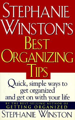 Image for Stephanie Winston's best organizing tips