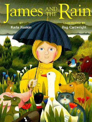 Image for JAMES AND THE RAIN