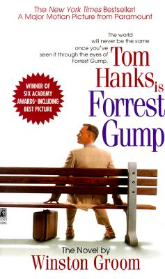 FORREST GUMP (Movie Tie in), WINSTON GROOM