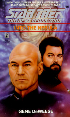 Image for STNG: INTO THE NEBULA