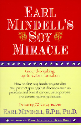 Image for Earl Mindell's Soy Miracle