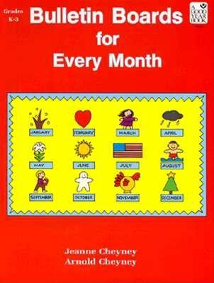Image for Bulletin Boards for Every Month