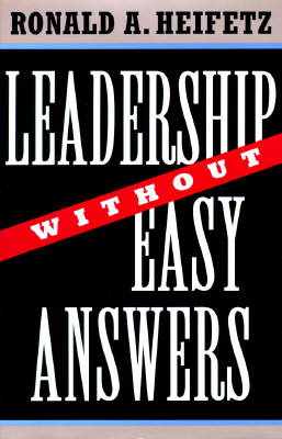 Image for Leadership Without Easy Answers