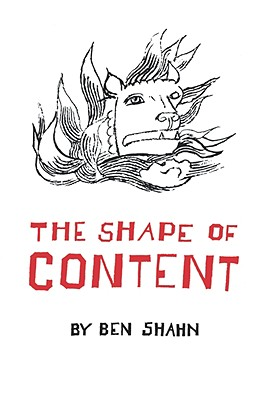 Shape of Content, BEN SHAHN