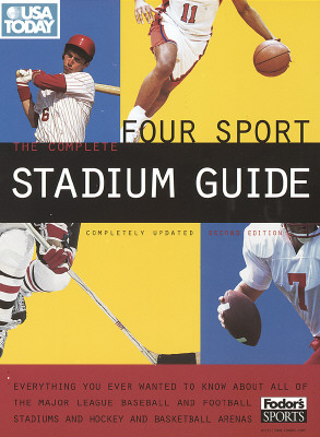 Image for COMPLETE FOUR SPORT STADIUM GUIDE 2ND ED