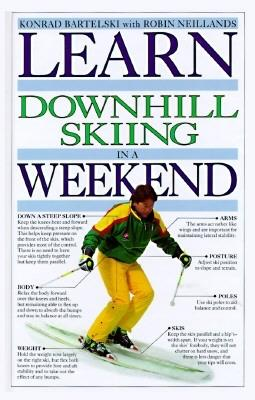 Image for LEARN DOWNHILL SKIING IN A WEEKEND