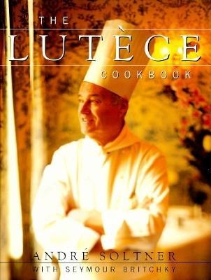 Image for LUTECE COOKBOOK