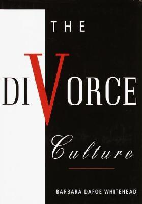 Image for The Divorce Culture