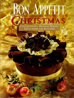 Image for Bon Appetit Christmas: Entertaining, Holiday Baking, Gifts from the Kitchen