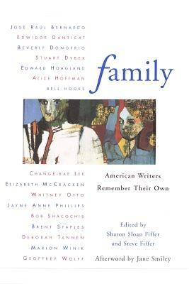 Image for Family: American Writers Remember Their Own