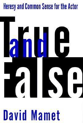 Image for TRUE AND FALSE