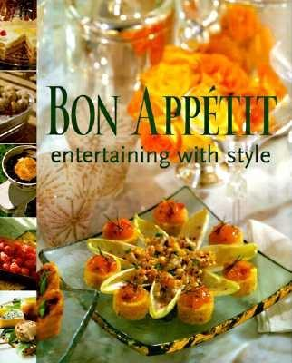 Image for Bon Appetit Entertaining with Style