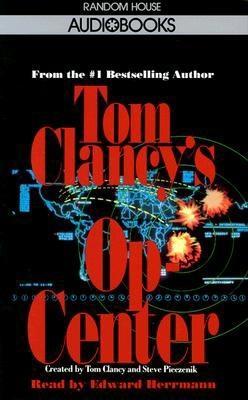 Tom Clancy's Op Center #1, Clancy, Tom