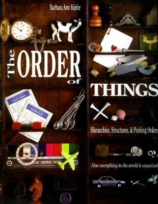 Image for The order of things