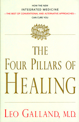Image for Four Pillars of Healing : How Integrated Medicine Can Heal You