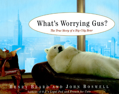 Image for WHAT'S WORRYING GUS? : THE TRUE STORY OF