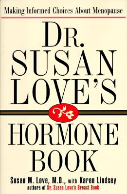 Image for DR SUSAN LOVE'S HORMONE BOOK