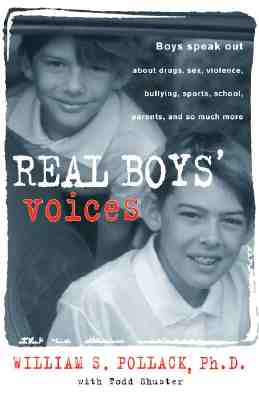 Image for Real Boys' Voices:  Boys Speak Out About Drugs, Sex, Violence, Bullying, Sports, School, Parents and So Much More