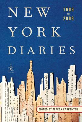 Image for New York Diaries: 1609-2009