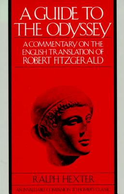 Image for A Guide to The Odyssey: A Commentary on the English Translation of Robert Fitzgerald