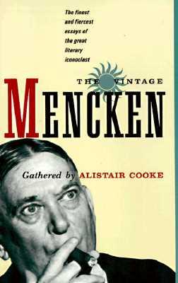 Image for VINTAGE MENCKEN, THE