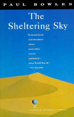 Image for SHELTERING SKY, THE