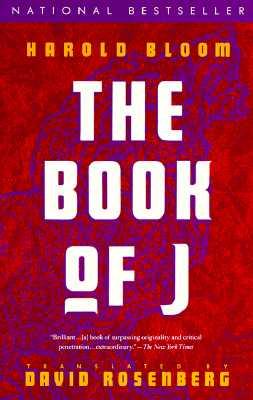 The Book of J (Vintage), David Rosenberg, Harold Bloom