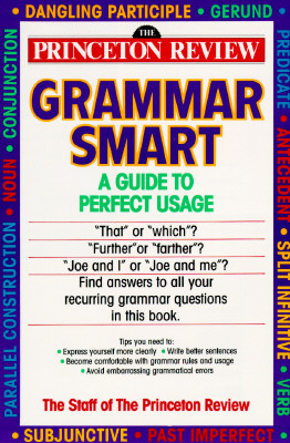 Image for Grammar Smart (The Princeton Review)