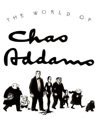 Image for The World of Chas Addams