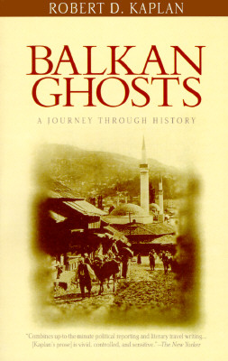 Image for Balkan ghosts
