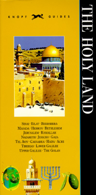 Image for Knopf Guide to The Holy Land