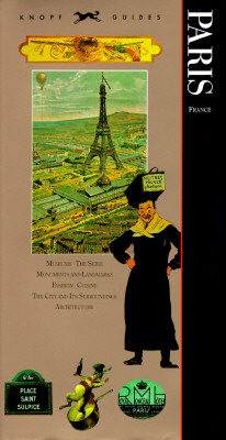 Image for Knopf Guide: Paris (Knopf Guides)