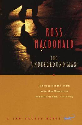 Image for The Underground Man (Vintage Crime/Black Lizard)