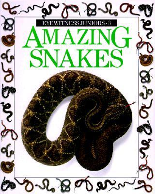 Image for Amazing Snakes (Eyewitness Junior)