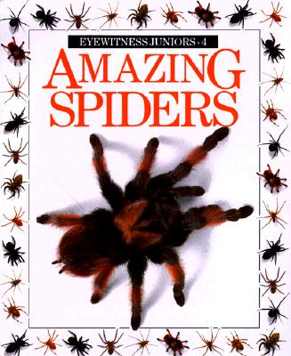 Image for Amazing Spiders (Eyewitness Junior)
