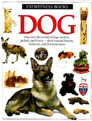 Dog (Eyewitness Books), Clutton-Brock, Julie